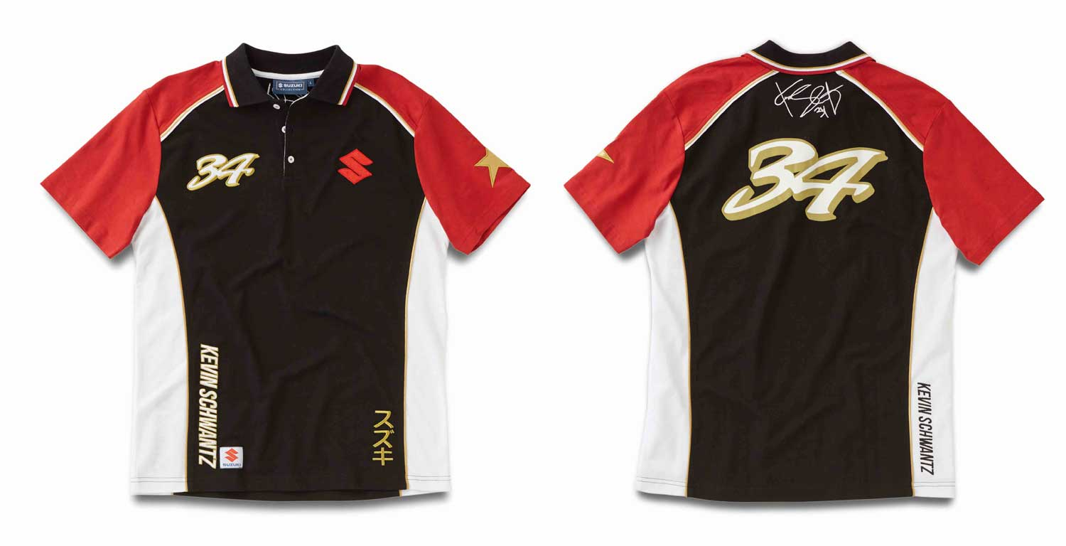 SHWANTZ  POLO SHIRT