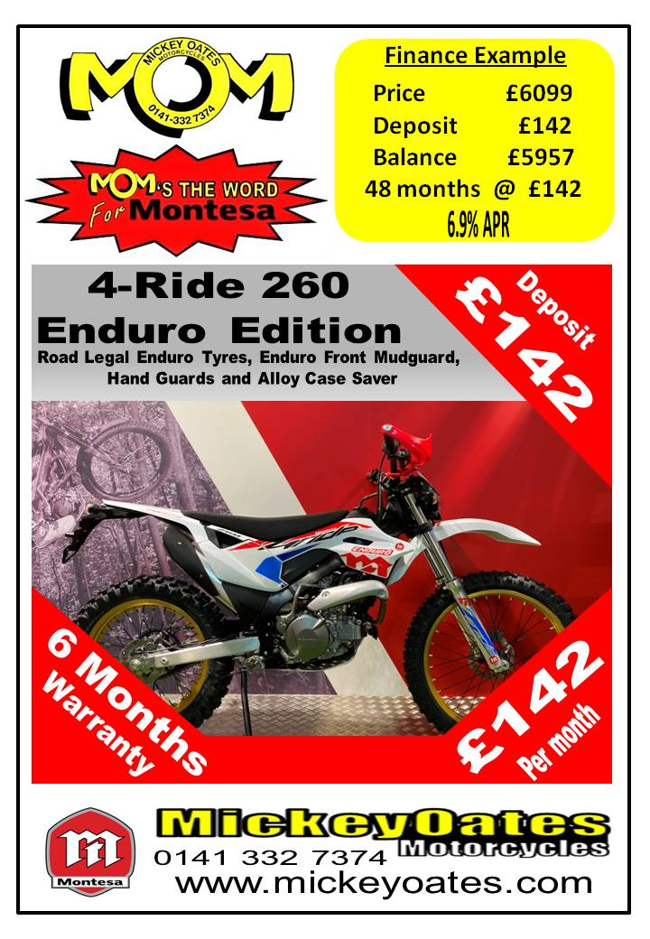 Montesa 4-Ride Enduro Edition