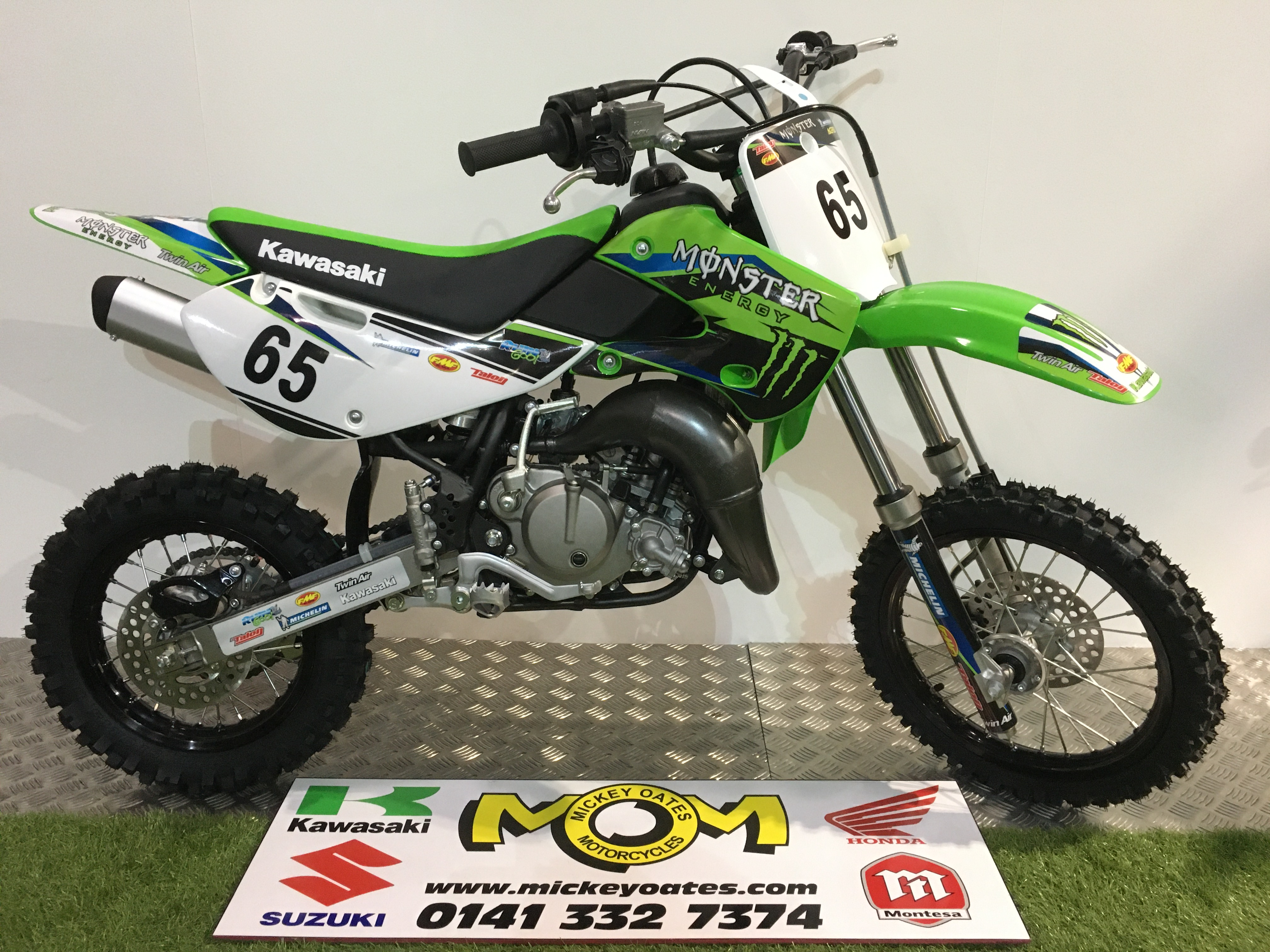 NEW KX65 Monster Edition
