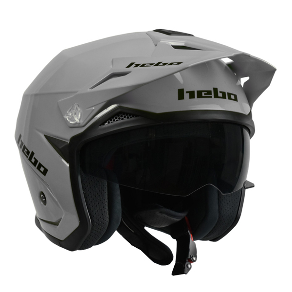 HEBO TRIALS HELMETS