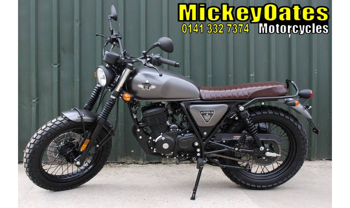 Home > Mickey Oates Motorcycles